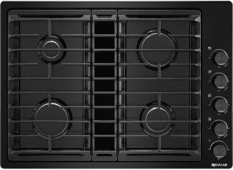 "30"" JX3(TM) Gas Downdraft Cooktop"