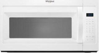Whirlpool Microwave Hood Combination