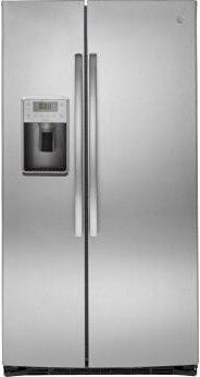 GE Profile™ Series ENERGY STAR™ 25.3 Cu. Ft. Side-by-Side Refrigerator