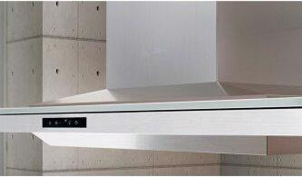 """36"""" Layers Wall Hood with 3 Speed Levels, BOFY ONLY"""