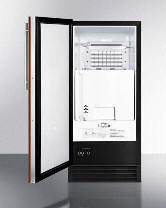 Built-in 50 Lb. Clear Icemaker, ADA Compliant