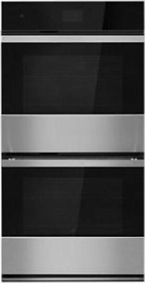 "NOIR 27"" Double Wall Oven with MultiMode™ Convection System"