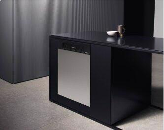 GFV 60/65-7 - Int. front panel: W x H, 24 x 25 in Front panels for integrated dishwashers.