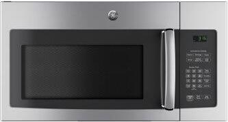GE™ 1.6 Cu. Ft. Over-the-Range Microwave Oven with Recirculating Venting