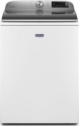 Smart Capable Top Load Washer with Extra Power Button - 4.7 cu. ft.