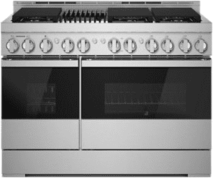 """NOIR 48"""" Gas Professional-Style Range with Grill"""