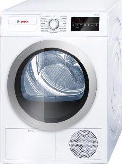 "24"" Compact Condensation Dryer 500 Series - White/Silver"