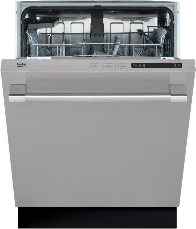 Top Control, Pro Handle Dishwasher, 5 Programs, 48 dBA