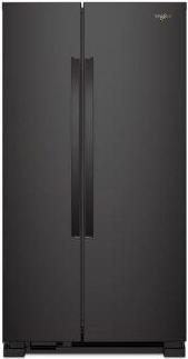 Whirlpool(R) 33-inch Wide Side-by-Side Refrigerator - 22 cu. ft.