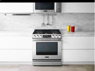 "30"" Gas Slide-In Oven Range"
