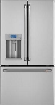 Caf(eback) ENERGY STAR(R) 27.8 Cu. Ft. French-Door Refrigerator with Hot Water Dispenser