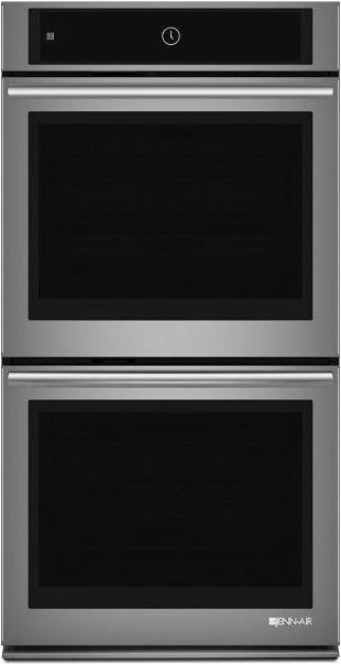"Euro-Style 27"" Double Wall Oven with MultiMode™ Convection System Stainless Steel"