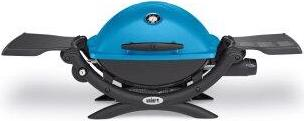 Q(tm) 1200(tm) LP Gas Grill - Blue