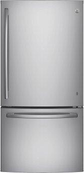 GE(R) ENERGY STAR(R) 24.8 Cu. Ft. Bottom-Freezer Drawer Refrigerator