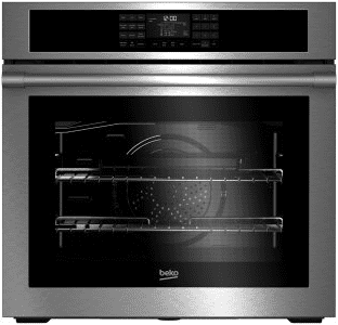 """30"""" Stainless Steel Single Wall Oven"""