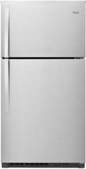 33-inch Wide Top-Freezer Refrigerator - EZ Connect Icemaker Kit Compatible - 21.3 cu. ft.