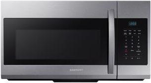 1.7 cu. ft. Over-the-Range Microwave in Stainless Steel